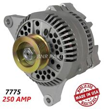 250 AMP 7775 Alternator Ford Mercury 2.5L High Output Performance HD NEW USA