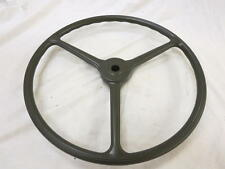 Jeep Willys M38 M38A1 M170 Solid Green Steering Wheel CORRECT New!