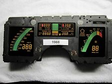 1988 Corvette Tuned port digital dash instrument cluster Rebuilt 85 86 87 84 89