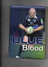 NEWPORT GWENT DRAGONS  - BERNARD JACKMAN AUTOBIOGRAPHY - BLUE BLOOD - IRELAND