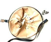 WWII German Helmet Liner M31 & Chin Strap Size 66/59 (US 7 3/8)