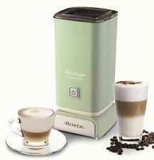 Ariete Vintage 2878 G Cappuccino Milk Frother  Heater GREEN Retro 500W