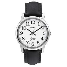 Timex T20501 Mens White Black Easy Reader Watch RRP £39.99