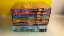 Stargate SG-1 Seasons 6,9&10 Stargate Atlantis Season 4 good condition DVD