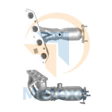BM91108H Exhaust Approved Petrol Catalytic Converter +Fitting Kit +2yr Warranty