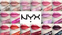 NYX Professional Makeup Antwerp Soft Matte Lip Cream Lipstick 0.27 fl