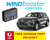 Windbooster Throttle Controller to suit Volkswagen Touareg 2011 Onwards