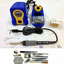 FX-888D 70W 110V/220V HAKKO Solder Soldering Iron Station with Digital Display