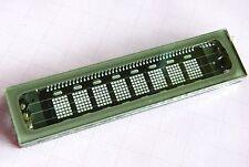 VFD 5x7 Módulo de matriz punto 8-stellig sin Controlador, Noritake itron DH0817A