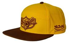 De VAN DUTCH Panel Base Cap [Flying eyeball] Kustom Kulture Casquette Basecap Capuchon