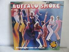 "MAXI 12"" BUFFALO SMOKE Stubborn kind of Fela PD 1368"