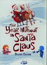 Year Without a Santa Claus Deluxe Edi 0085391162629 DVD Region 1