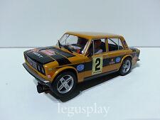 Slot SCX Scalextric Altaya Seat 1430-1800 Cañellas Rallye Principe Asturias 1975