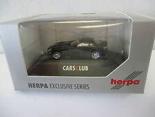 Herpa/Exclusiv Serie 1/87 196499 CARSCLUB MB Mc Laren schwarz WS5823