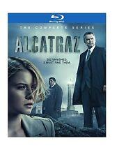 Alcatraz Complete Series Blu-ray Set TV Show Season Collection Episode Drama Lot