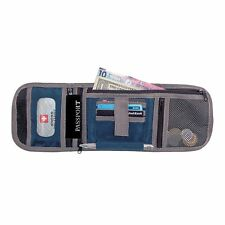 Swiss Military Unisex Travel Wallet (TW5)