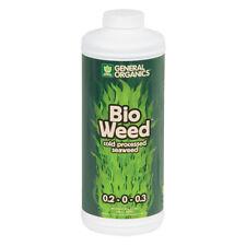 General Organics Bio Weed 1 Quart - organic nutrient bioweed qt 32oz