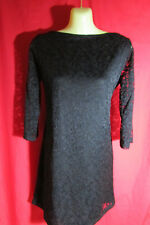 Foreverebony Little Black Bodycon/Wiggle Lace Dress Size M/L NWOT *REDUCED*