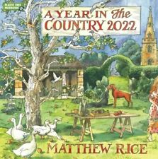 More details for matthew rice a year in the country wall calendar 2022 (pfp)