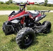 125cc Four Wheeler 4 Stroke Fully Auto w/ Reverse Apollo Series ATV