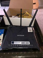 Netgear AC1900 1300 Mbps 4-Port Gigabit Wireless AC Router (R7000)