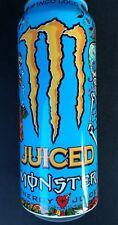 1 piena Energy Drink Lattina Full CAN mostro Juiced loco Mango NEW 500ml