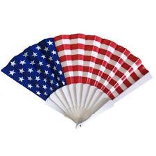 1 EVENTAIL USA ETATS UNIS 42 X 23 CM MODE