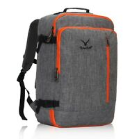 Hynes Eagle Carry on Flight Backpack Travel Convertible Duffel Cabin Luggage 38L