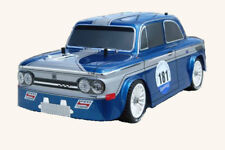 Clear Lexan Body NSU TT - Renault Gordini fit 1:10 RC MINI Tamiya 1:12 RC Colt