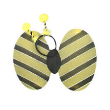 BUMBLE BEE WINGS DEELEY BOPPER HEADBAND FANCY DRESS HEN NIGHTS SCHOOL FUN RUNS