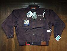vintage FUBU jean jacket mens size XL deadstock NWT early 00s