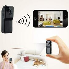 WIFI/IP Wireless Mini Spy Remote Surveillance Camera Security For Android IOS FT