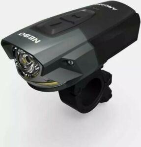 NEBO ARC 250 PRO BIKE LIGHT WITH FLOODLIGHT AND SPOTLIGHT 250 lumen led