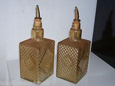 anciennes Bouteilles pour huile et vinaigre.old  Bottles for oil and vinegar