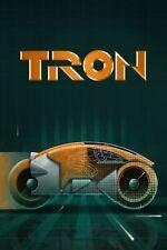 Tron Poster 12x18