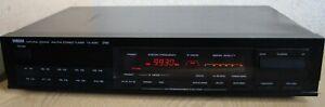 Yamaha Natural Sound TX-530 AM/FM Stereo Tuner Home Audio Digital Tuner