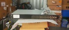 Cisco SG500-28P-K9 PoE 28 Port Stackable 1U Managed Gigabit Switch vat Inc