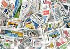 France 3200 timbres différents oblitérés
