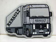 Aufnäher Aufbügler Patch Renault Trucks - 9,5 x 13,5 cm