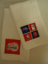 Los Angeles LA Clippers NBA Basketball Cotton Bar Towels Set of 2 Two