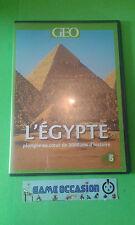 EGIPTO BUCEO EN EL CORAZÓN DE 3000 AÑOS D HISTORIA GEO DVD VF