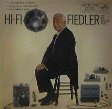 Rimsky-Korsakov/Rossini(Vinyl LP)Hi-Fi Fiedler-RCA Victor Red Seal-LM-2100-USA-V