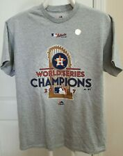 Majestic Authentic Collection Houston Astros World Series Champions T-Shirt M