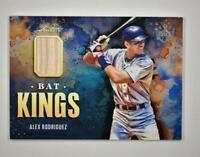 2021 Diamond Kings Bat Kings Relic Alex Rodriguez - Seattler Mariners