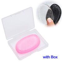 Silisponge Silicone Gel Powder Puff Sponge W/Box Face Foundation BB Cream Puff
