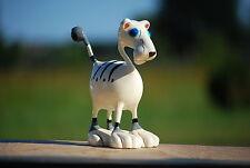 Kamel Hase Tiger Pferd Zebra Kunstharz Figur Tiere mit großen Füssen handbemalt