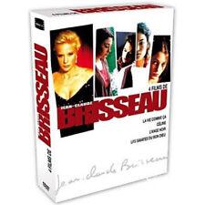 Jean Claude Brisseau Collection NEW PAL/NTSC 4-DVD Set Michel Piccoli France