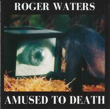 ROGER WATERS - AMUSED TO DEATH (1992) ex. Pink Floyd CD Jewel Case+FREE GIFT