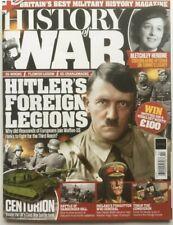 HITLER'S FOREIGN LEGIONS 2019 HISTORY OF WAR Magazine HAMBURGER HILL New UK 064