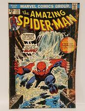 THE AMAZING SPIDER-MAN SECRET SUPER-FOE MARVEL COMICS 1975 BRONZE AGE #151